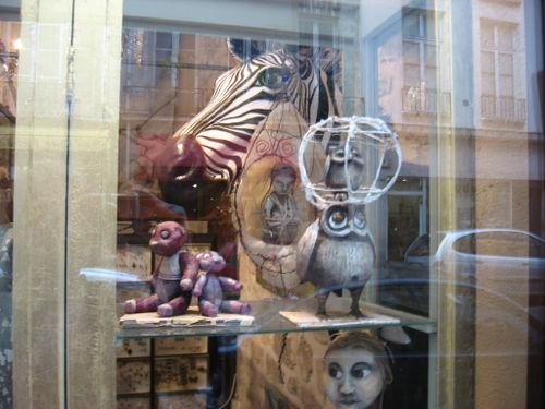 Window-of-strange-shop-in-paris
