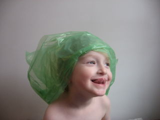 Luke-with-green-plastic-bag-on-his-head-2