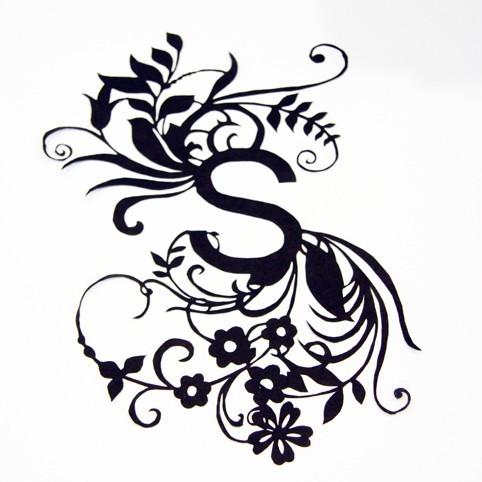 Paper-cut-S-by-papercutdiecut