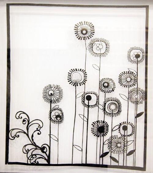 Modern-flowers-paper-cut-by-papercutdiecut