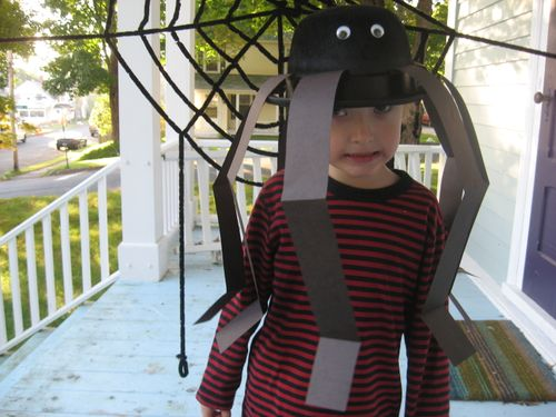 Homemade-spider-hat
