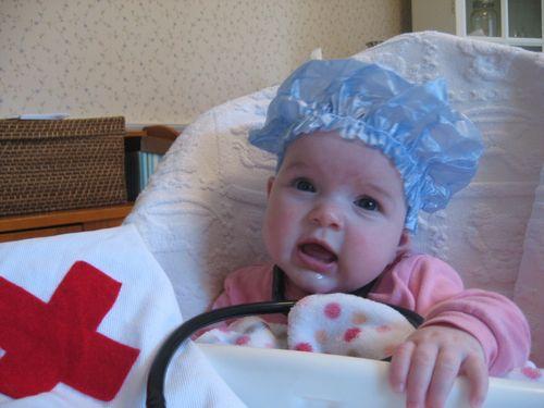 Sylvie-as-a-doctor
