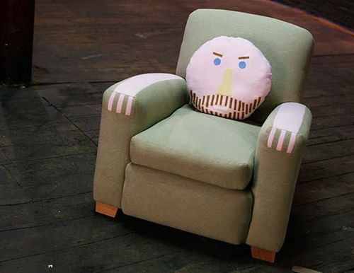 The-selfish-giant-armchair
