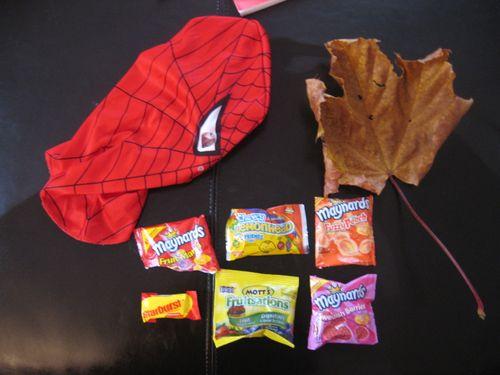 Fruit-candies