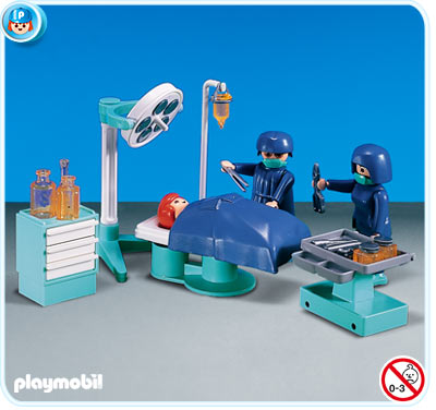 Playmobil-operating-room
