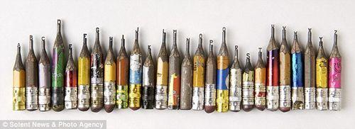 Pencil-alphabet