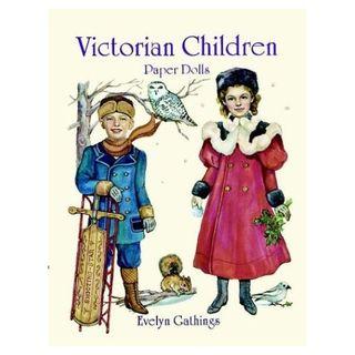 Victorian-children-paper-dolls