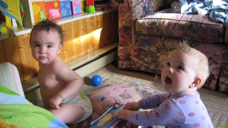 Babies-after-bath