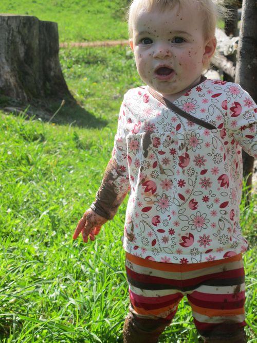 Sylvie-in-mud
