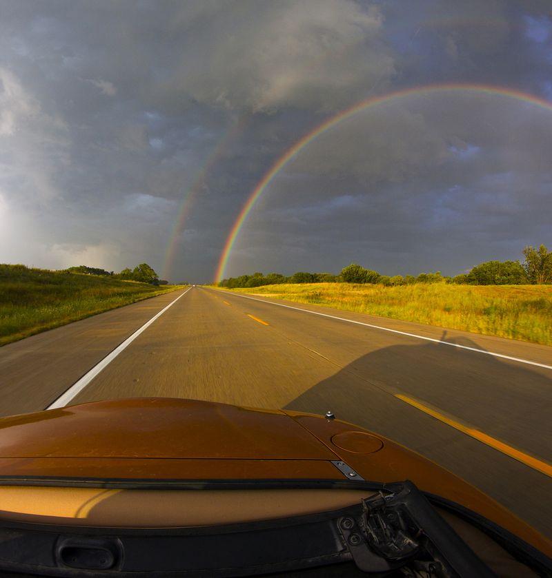 Kansas-rainbow