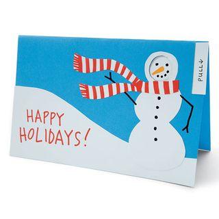 Family-snowman-christmas-card