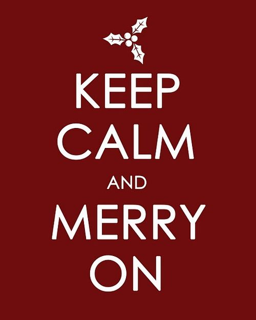 Keep-calm-and-merry-on1