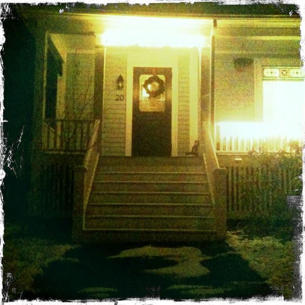 Our-front-door