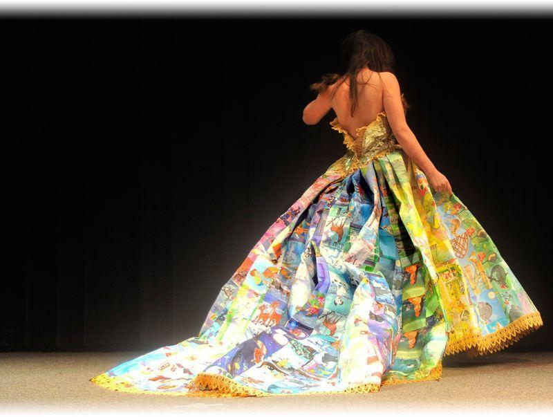 Little-golden-book-gown