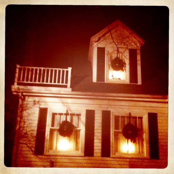 Christmassy-house