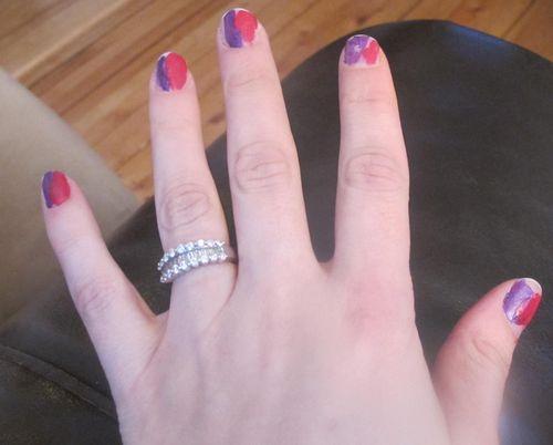 Dance-fingernails