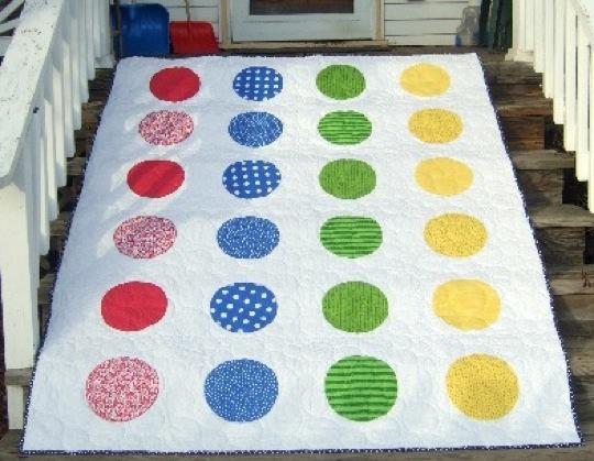 Twister-quilt