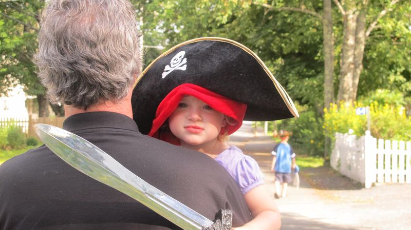 Vivi-pirate