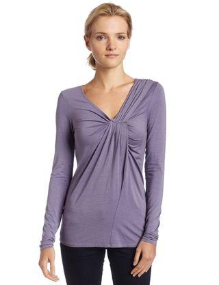 Purple-three-dots-t-shirt