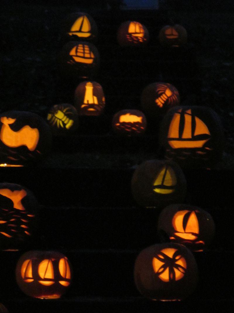 Sea-pumpkins