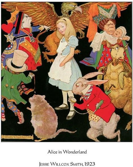 Alice-in-wonderland-jessie-wilcox-smith2