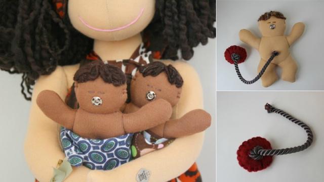 Mamamor-dolls