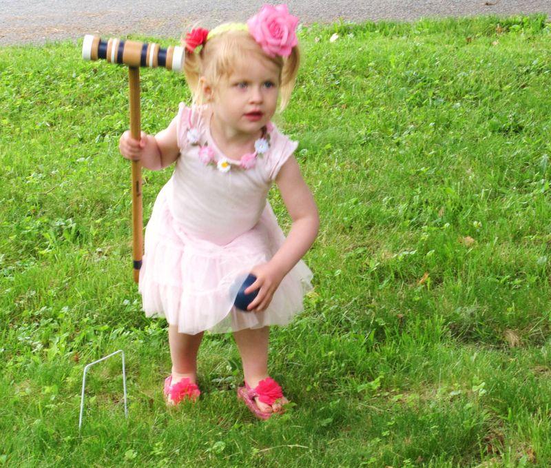 Eden-plays-croquet