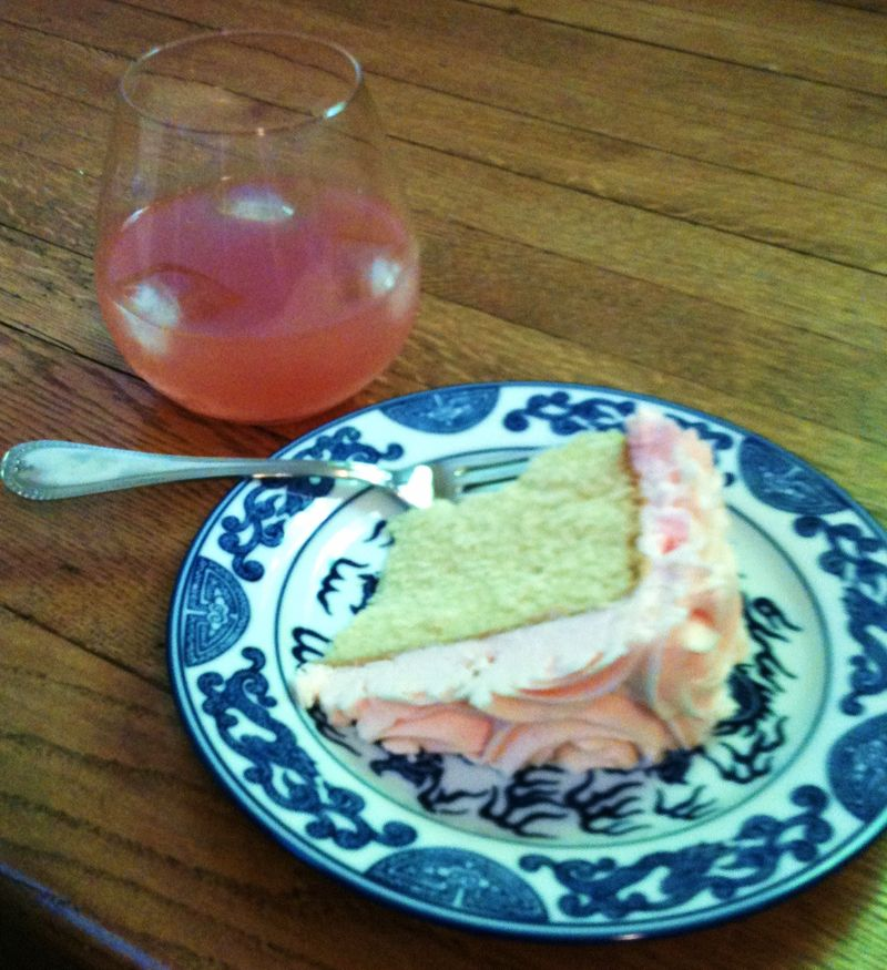 Lillet-grapefruit-juice-rose-birthday-cake