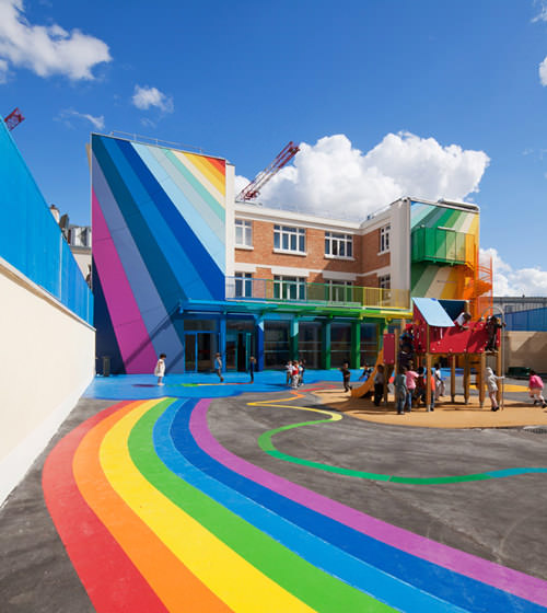 Rainbow-primary-school
