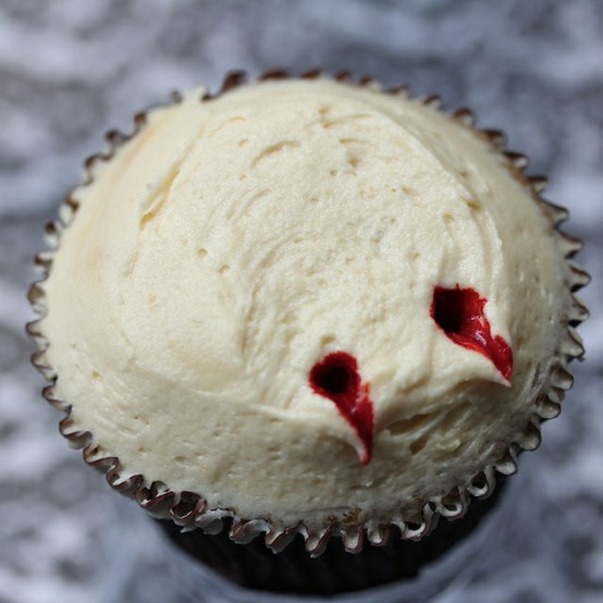 Vampire-cupcakes