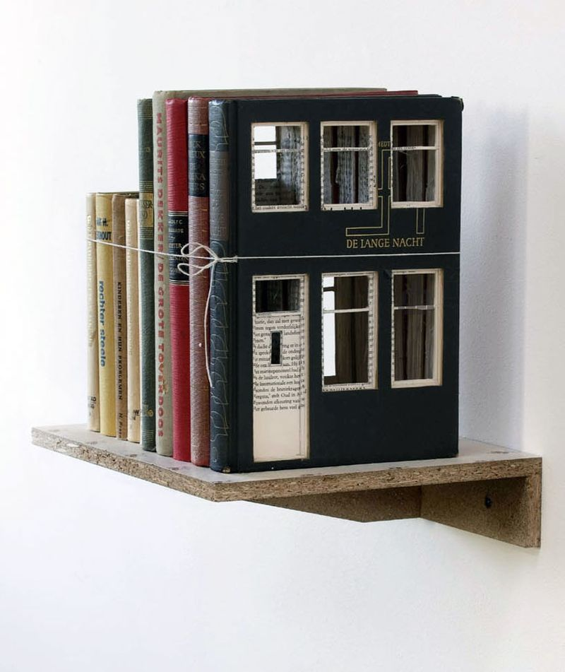 Built-of-books