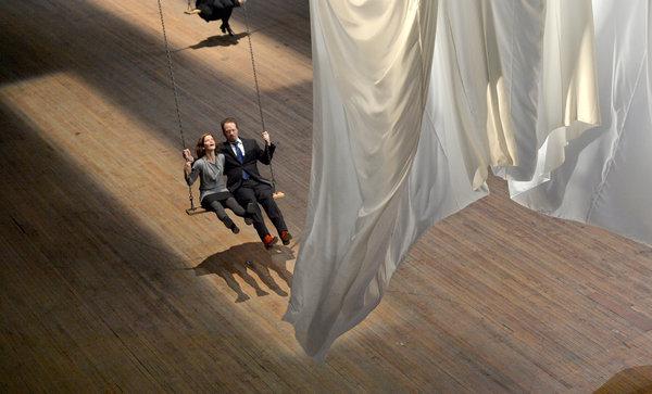 Swing-installation