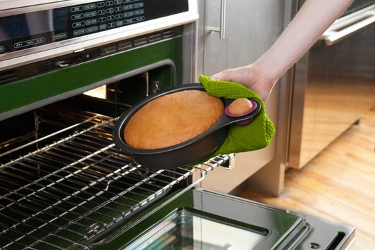 Nibble-cake-pan