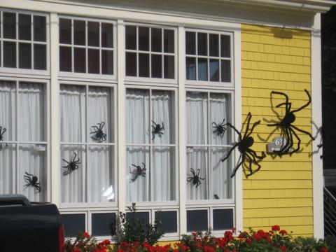Spiderhalloweendecorationsforhouse